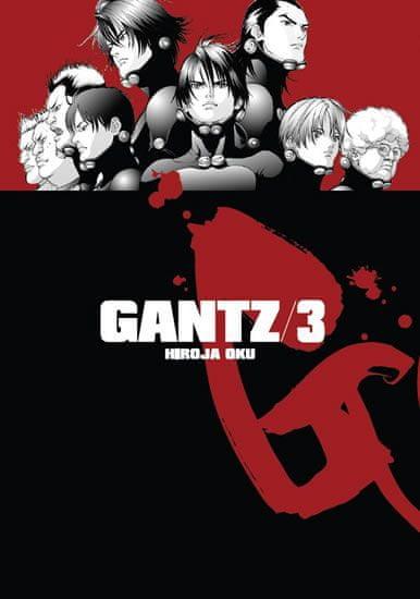 Oku Hiroja: Gantz 3