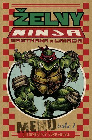Eastman Kevin, Laird Peter: Želvy Ninja - Menu číslo 2