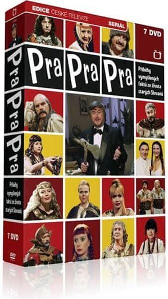 Pra pra pra (7DVD) - DVD