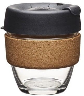 Keep Cup szklany kubek termiczny S CORK
