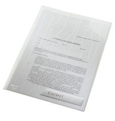 Obal CombiFile závěsný pevný / 3 ks transparentní