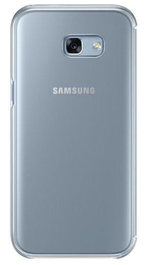 Samsung Clear View Cover pro Samsung Galaxy A5 2017, Blue EF-ZA520CLEGWW