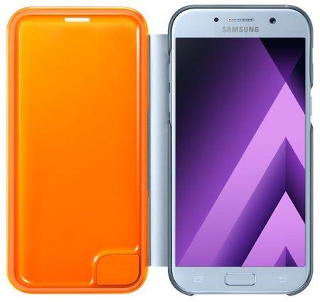 Samsung futerał na telefon A5 2017, EF-FA520PLEGWW, Blue