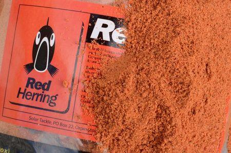 Solar Boilie Mix Red Herring Base Mix 5 kg