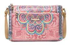 Desigual ženska ročna torbica večbarvna Vinland Toulouse