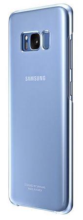 SAMSUNG Samsung Clear Cover pro S8 (G950) Blue EF-QG950CLEGWW