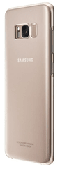 SAMSUNG Clear Cover pro S8 (G950) Pink EF-QG950CPEGWW