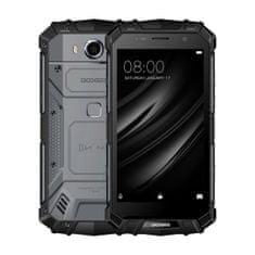 Doogee S60 6GB/64GB, DualSIM, CZ LTE, fekete