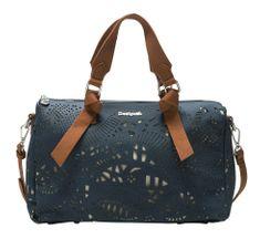 Desigual ženska torbica tamno plava Hades Ginebra