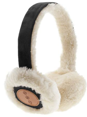 Avanca slušalke Earmuffs, Bluetooth 4.1, črne