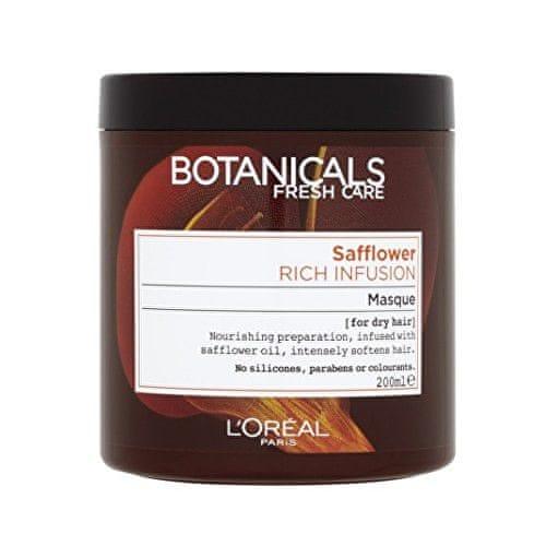 L'Oréal Vyživující maska na suché vlasy Botanicals (Rich Infusion Mask) 200 ml