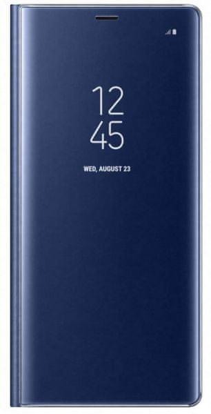 Samsung polohovací pouzdro Clear View (Galaxy Note 8), deep blue