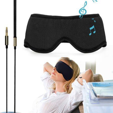 Sleepace opaska na oczy Smart Mask - rozm XL.