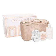 Bvlgari Omnia Crystalline - EDT 65 ml + tělové mléko 75 ml + mýdlo 75 ml + kosmetická taška