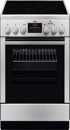 AEG kuchnia elektryczna CCB56400BX