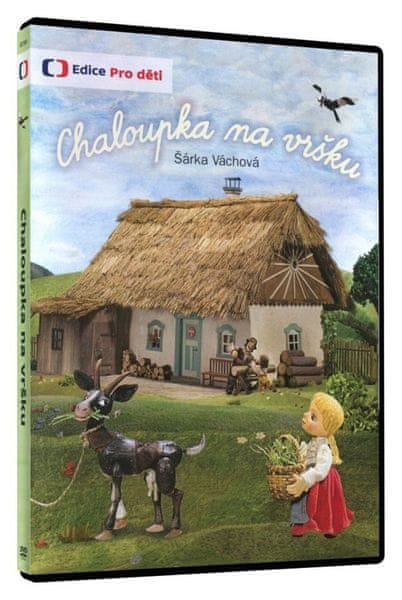 Chaloupka na vršku (komplet) - DVD