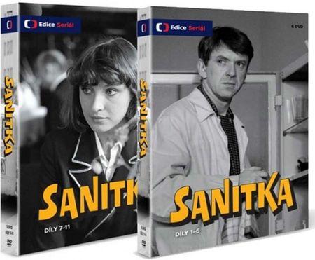 Sanitka (11DVD)   - DVD