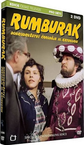 Rumburak (2DVD) - DVD