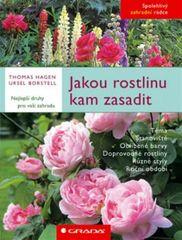 Hagen Thomas, Borstell Ursel,: Jakou rostlinu kam zasadit
