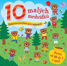 10 malých medvídků - Zábavné počítání pro nejmenší