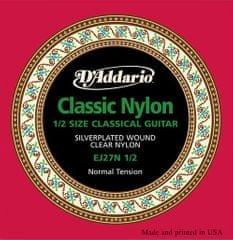 Daddario EJ27N 1/2 Nylonové struny pro klasickou kytaru