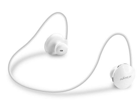 Avanca slušalke S1 Sports, bele