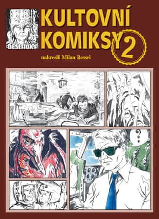 Ressel Milan: Kultovní komiksy II.