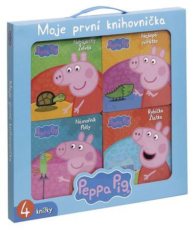 kolektiv autorů: Peppa Pig - Moje první knihovnička