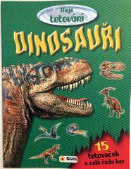 Dinosauři - Celá řada her a tetovačky