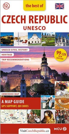 Eliášek Jan: Česká republika UNESCO - kapesní průvodce/anglicky