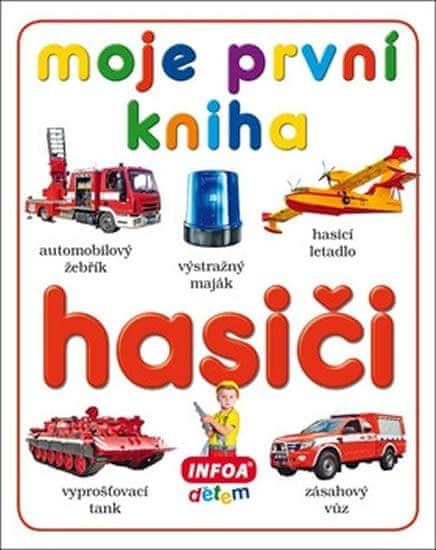 Hasiči - Moje první kniha