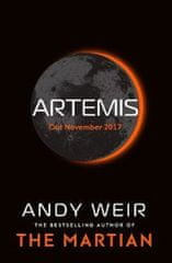 Weir Andy: Artemis (anglicky)