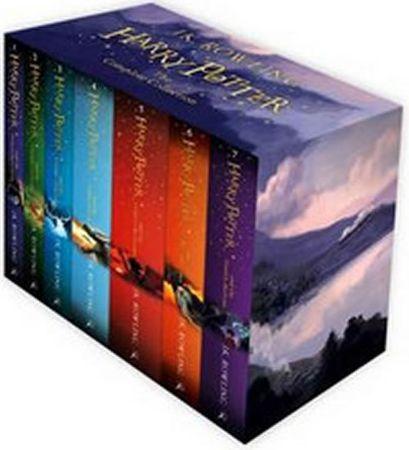 Rowlingová Joanne Kathleen: Harry Potter Box Set