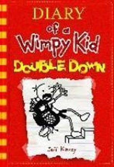 Kinney Jeff: Diary of a Wimpy Kid - Double Dow