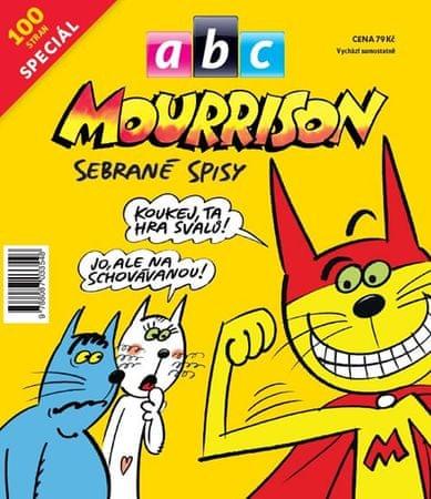 Fibrich Lukáš: Kocour Mourrison - Sebrané spisy