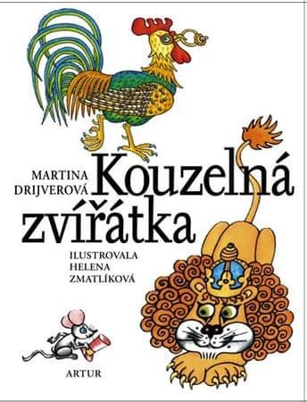 Drijverová Martina: Kouzelná zvířátka