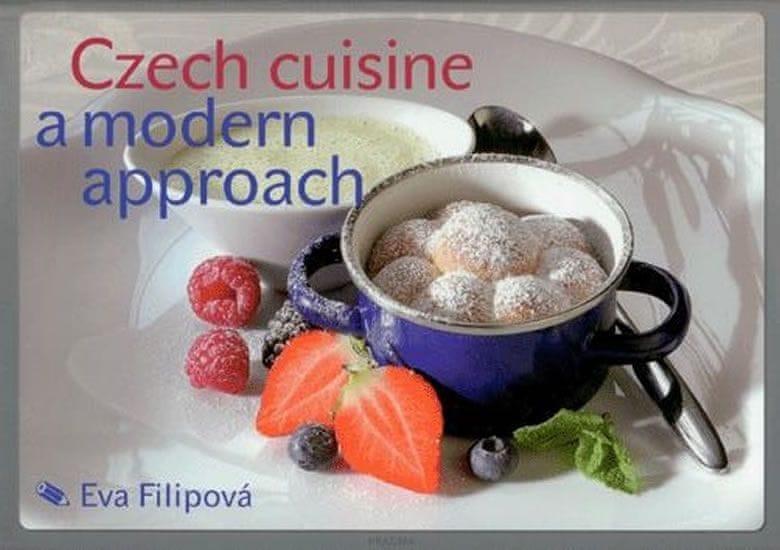 Filipová Eva: Czech cuisine a modern approach