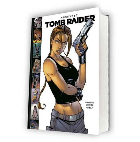 Park Andy: Tomb Raider Archivy S.2