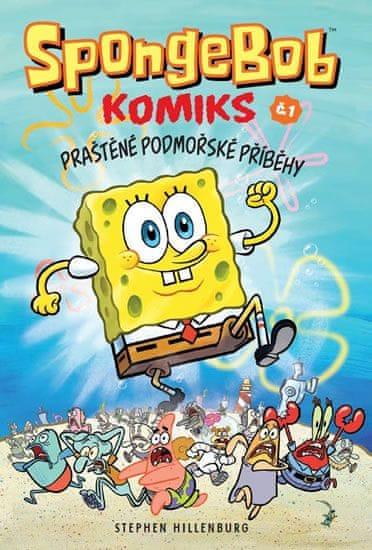 Hillenburg Stephen: Sponge Bob
