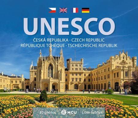 Sváček Libor: Česká republika UNESCO - malá / vícejazyčná
