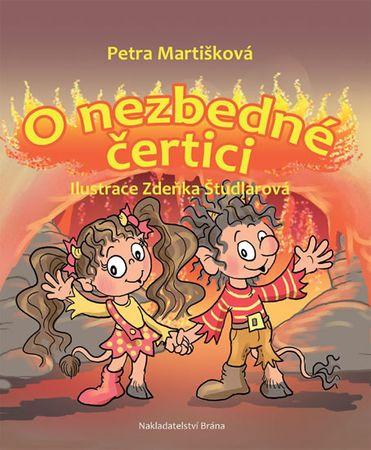 Martišková Petra: O nezbedné čertici