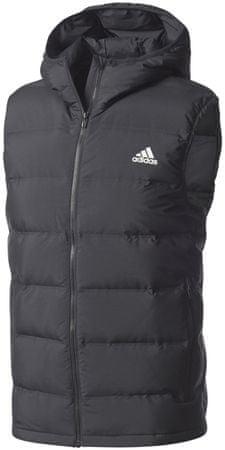 Adidas moški brezrokavnik Helionic, črn, XL