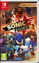 Sega Sonic Forces Bonus Edition (NSW)