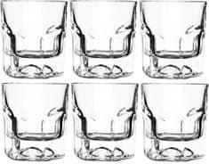 RCR szklanki na whisky Crystal Provenza 185 ml, 6 szt