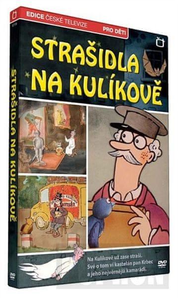 Strašidla na Kulíkově - DVD