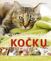 Atkinson Sam: Kompletní péče o kočku - aby byla zdravá a šťastná