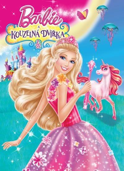 Disney Walt: Barbie a kouzelná dvířka - Filmový příběh