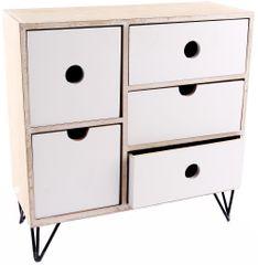Sifcon skříňka se zásuvkami, 27cm