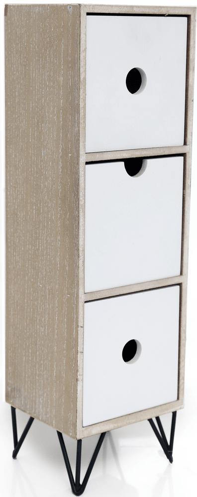 Sifcon skříňka se zásuvkami, horizontální