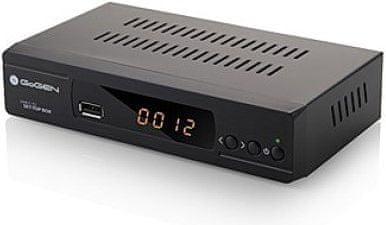 GoGEN DVB168T2PVR, DVB-T2
